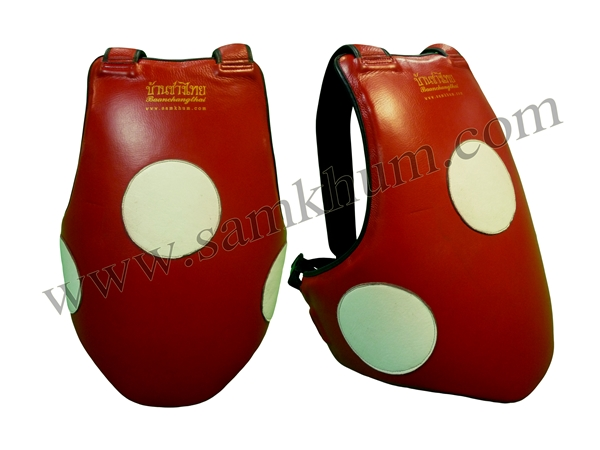 Muay Thai Gears Train Body Protector